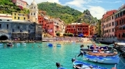 ITALIA, COSTA AZUL Y ESPAÑA