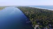 Costa del Sol, Estero Jaltepeque y jungla marina