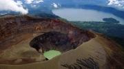 Caminata al Volcán de Santa Ana
