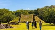 Parque Arqueológico Cihuatán y Suchitoto Colonial